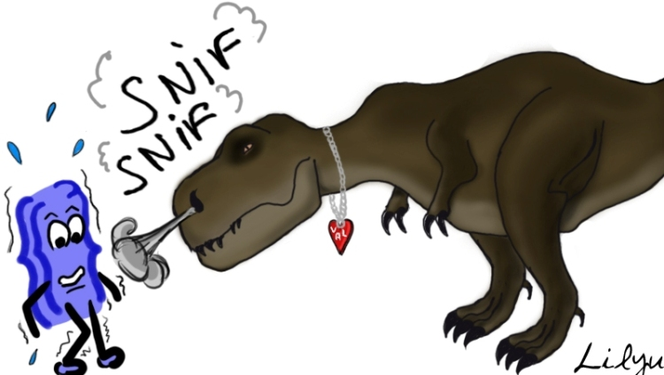 T-rex_by_Lilyu