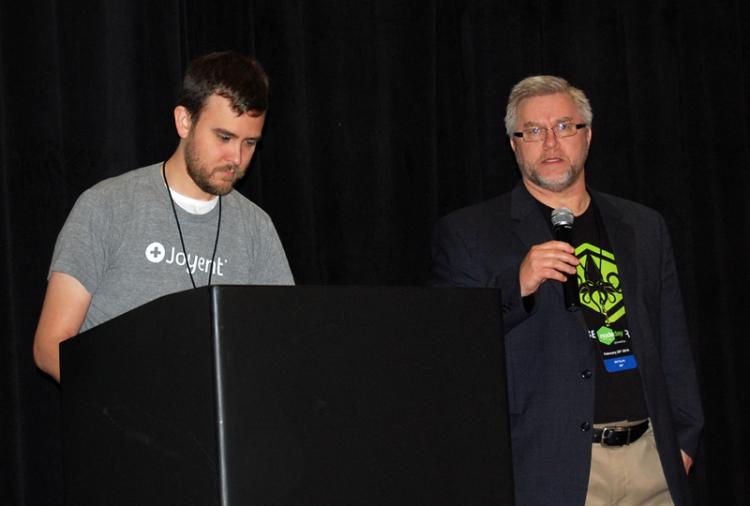 TJ Fontaine, Node.js Core Lead, Joyent and Bill Scott, Senior Director, UI Engineering - PayPal