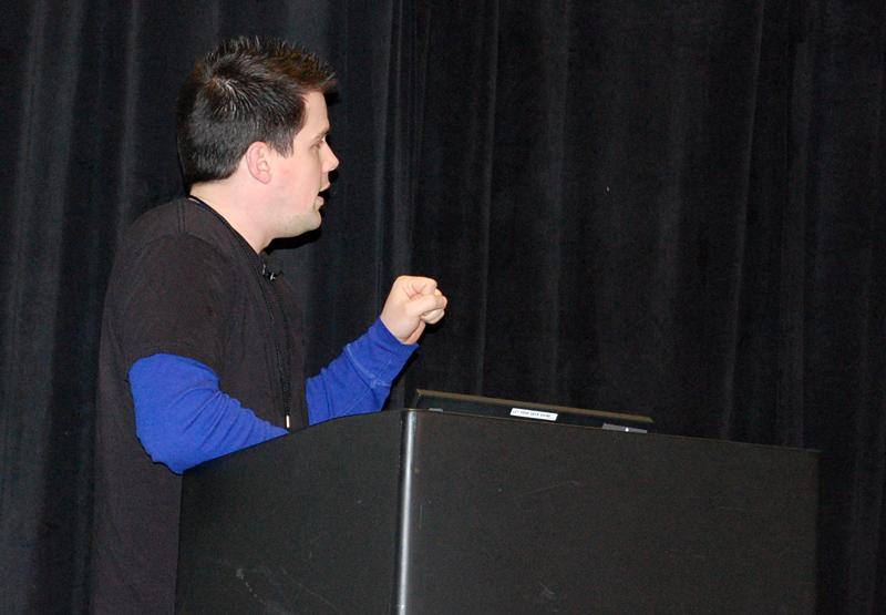 Trevor Norris, NodeJS Core Maintainer - Mozilla