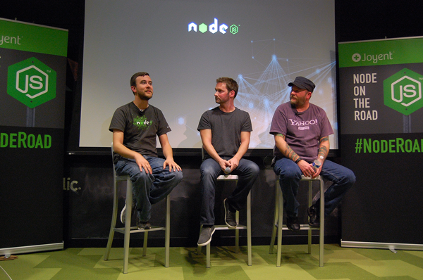 Q/A panel - TJ, Jeff and Dave