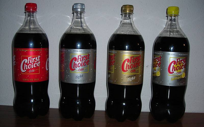 First Choice Colas, Wikimedia Commons, 2007, Erik1980