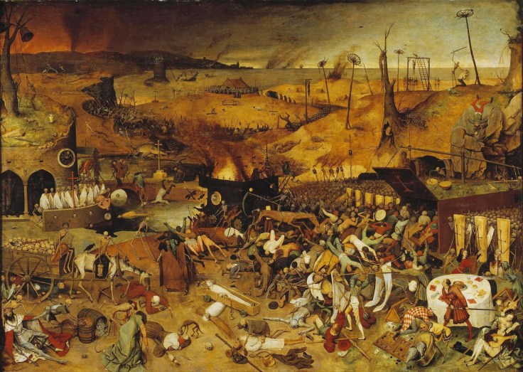 The Triumph of Death, Pieter Bruegel, 1562