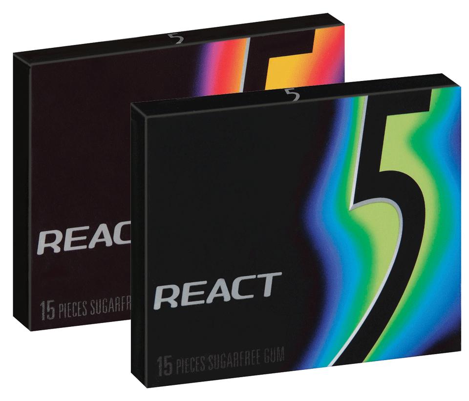 5 Gum - React