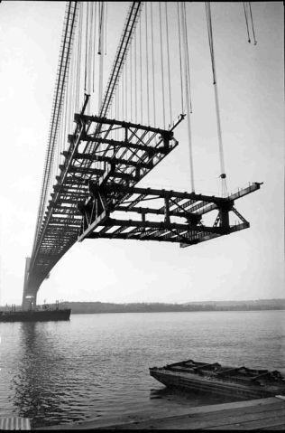 Verrazano-Narrows Bridge: The Beginning, Metropolitan Transportation Authority of the State of New York, Wikimedia Commons
